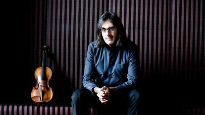 Leonidas, Kavakos, violinist