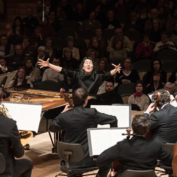 Mitsuko Uchida & the Mahler Chamber Orchestra