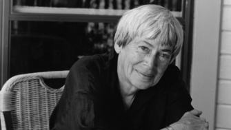 Ursula K Le Guin - for use in blog only