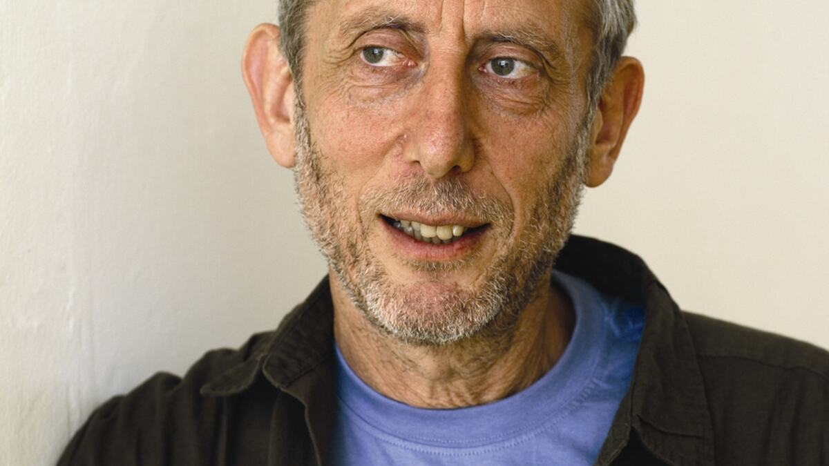 Michael Rosen, novelist