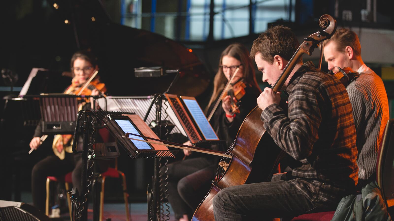 London Contemporary Orchestra performance