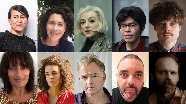 The TS Eliot Poetry Prize nominees 2020; Natalie Diaz, Sasha Dugdale, Ella Frears, Will Harris, Wayne Holloway-Smith, Bhanu Kapil, Daisy Lafarge, Glyn Maxwell, Shane McCrae, JO Morgan