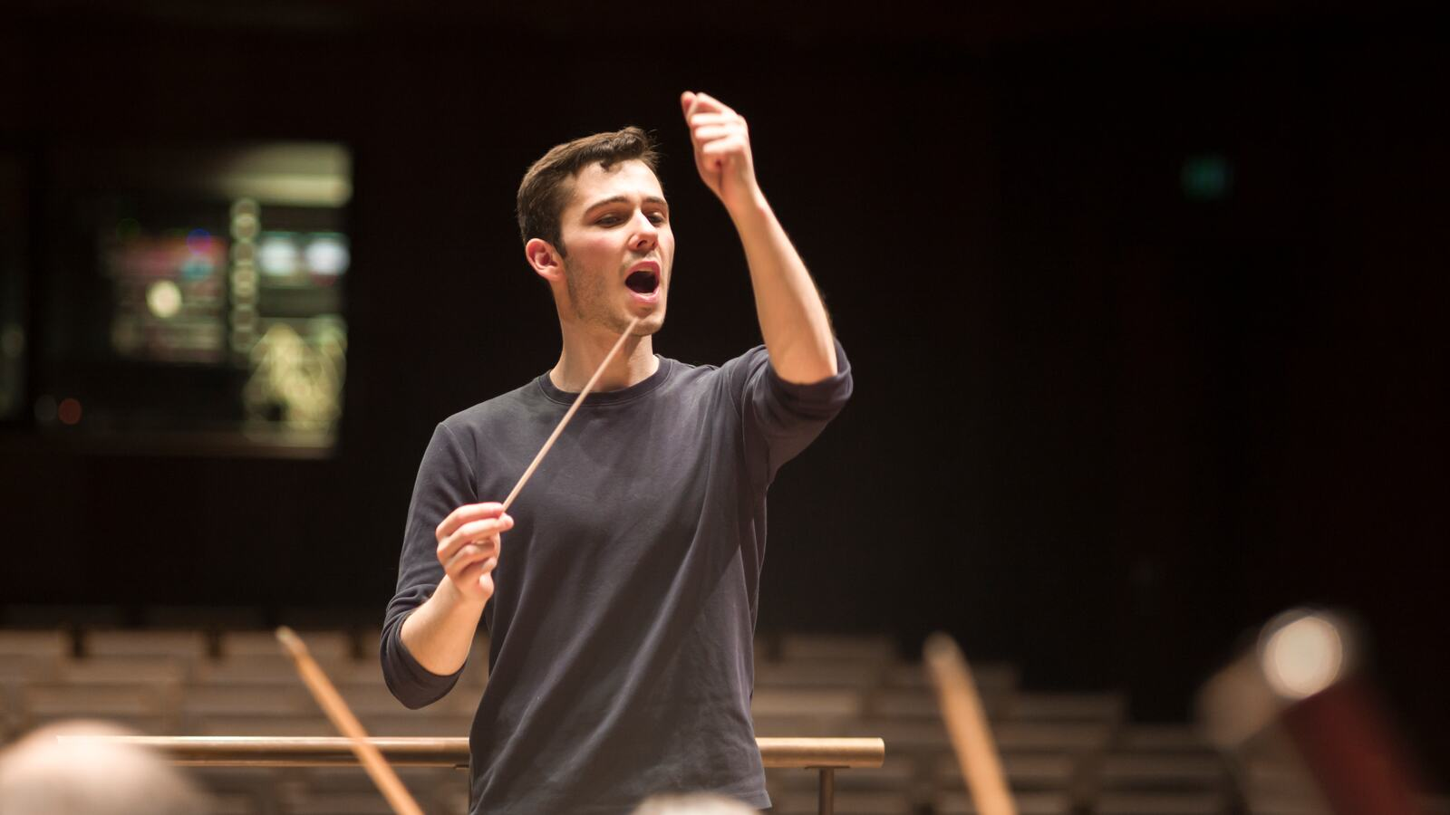 Conductor, Oliver Zeffman
