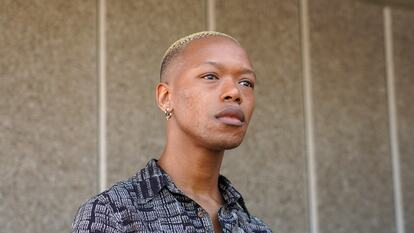Nakhane, photographed at Southbank Centre