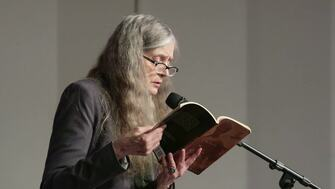 The poet Alice Notley reads one of her poems