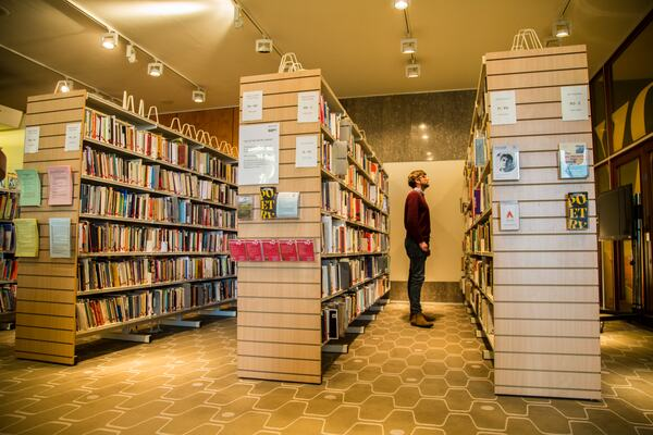 National Poetry Library at Southbank Centre