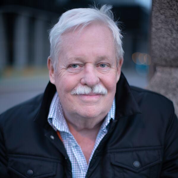 Armistead Maupin, author