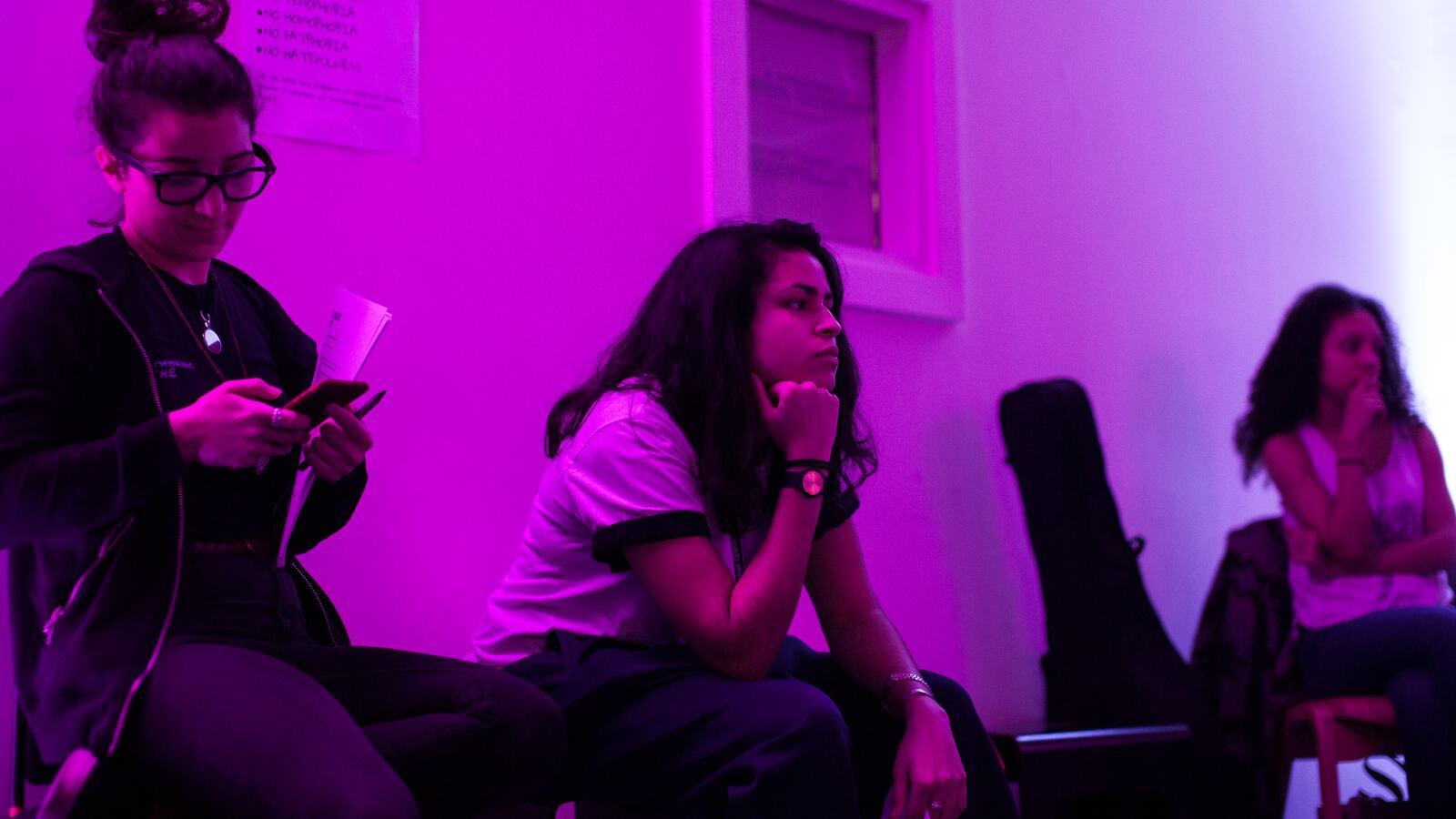 Violet Nights at Southbank Centre