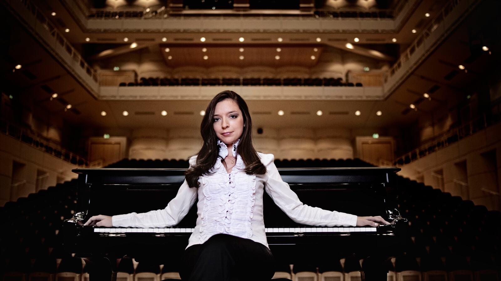 Yulianna Avdeeva, pianist