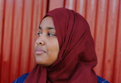 Asmaa Jama, poet