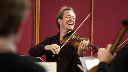 Anthony Marwood, violinist