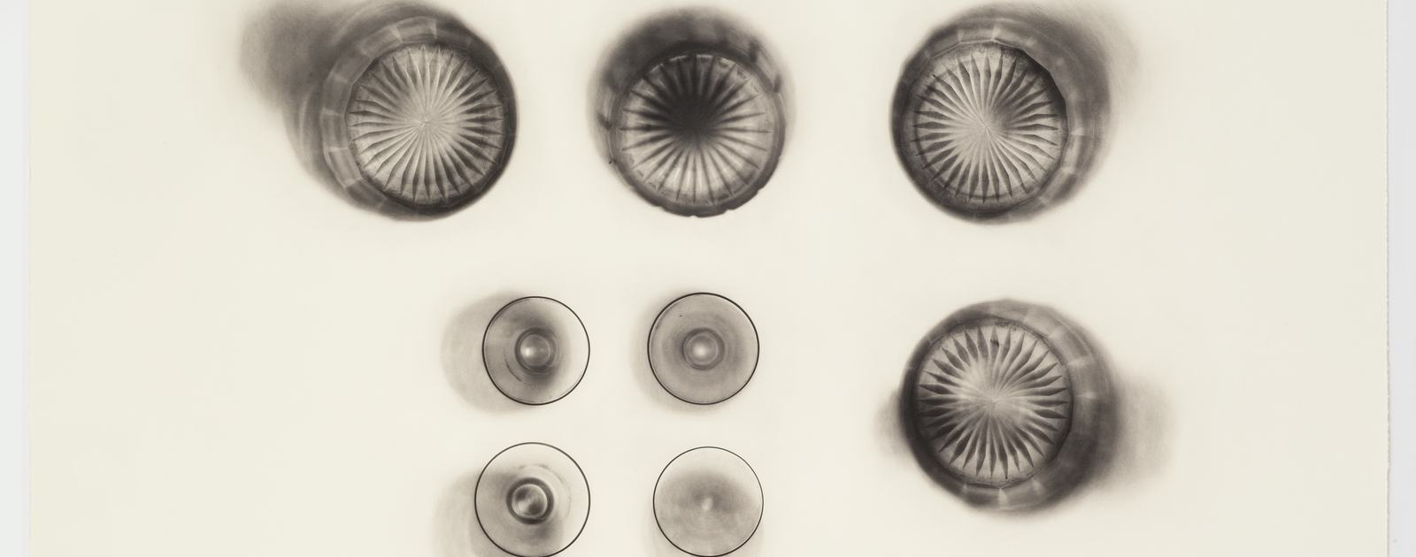 From: Fox Talbot's Articles of Glass, 2016. A set of nine polymer photograuvre etchings.
