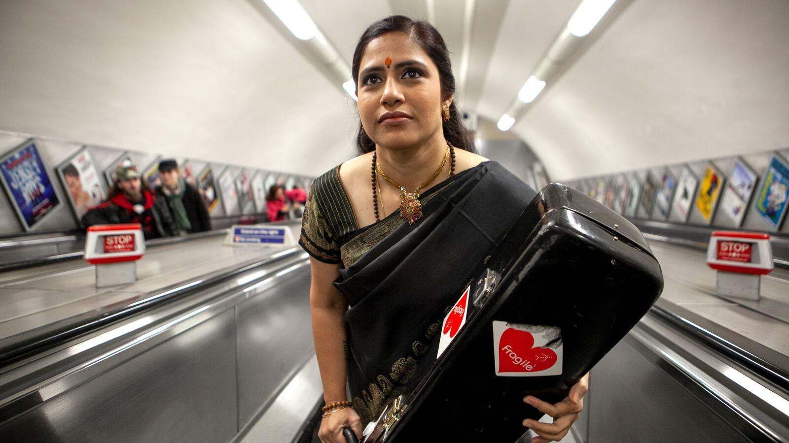 Anupama Bhagwat, sitarist