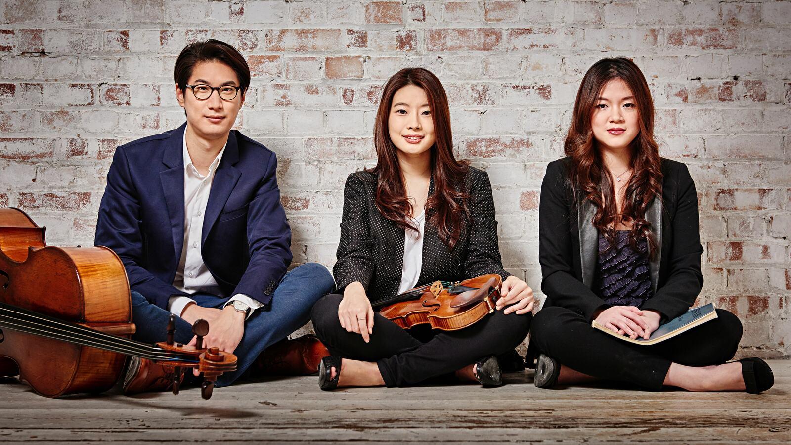 Fournier Trio, string trio