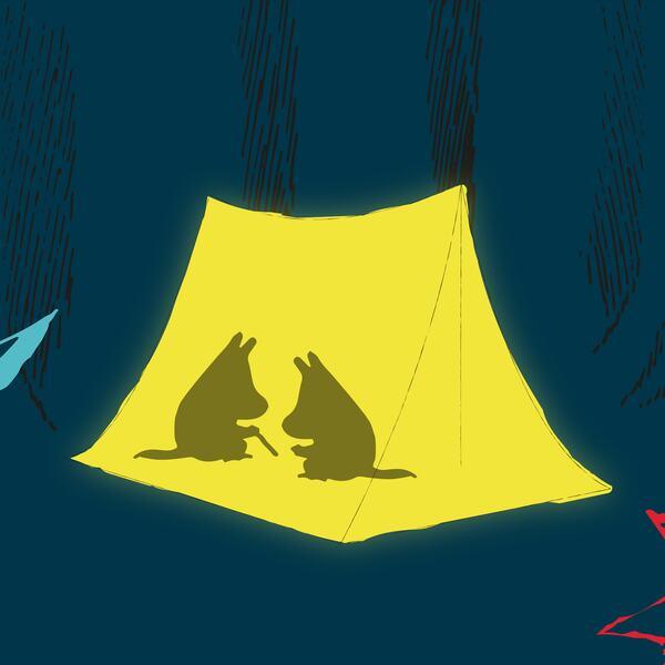 Adventures in Moominland