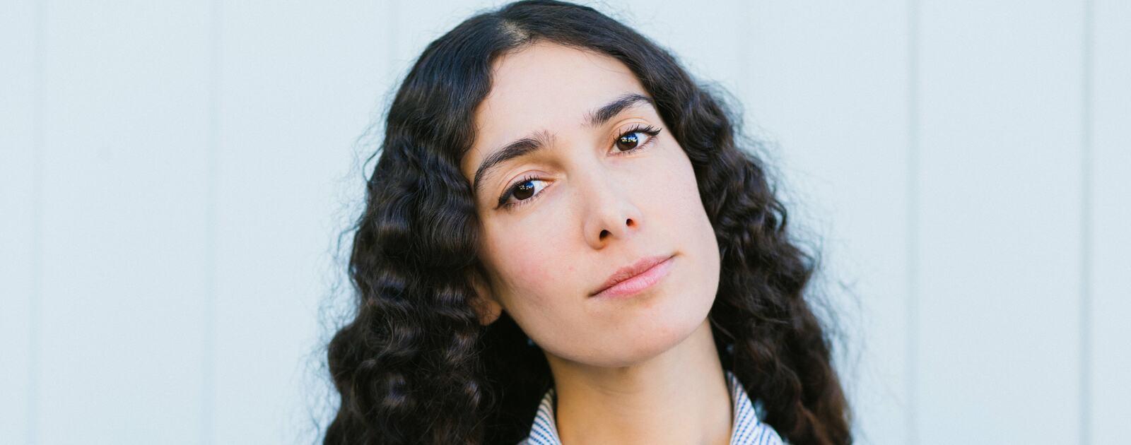 Bedouine , Armenian singer -songwriter Azniv Korkejian