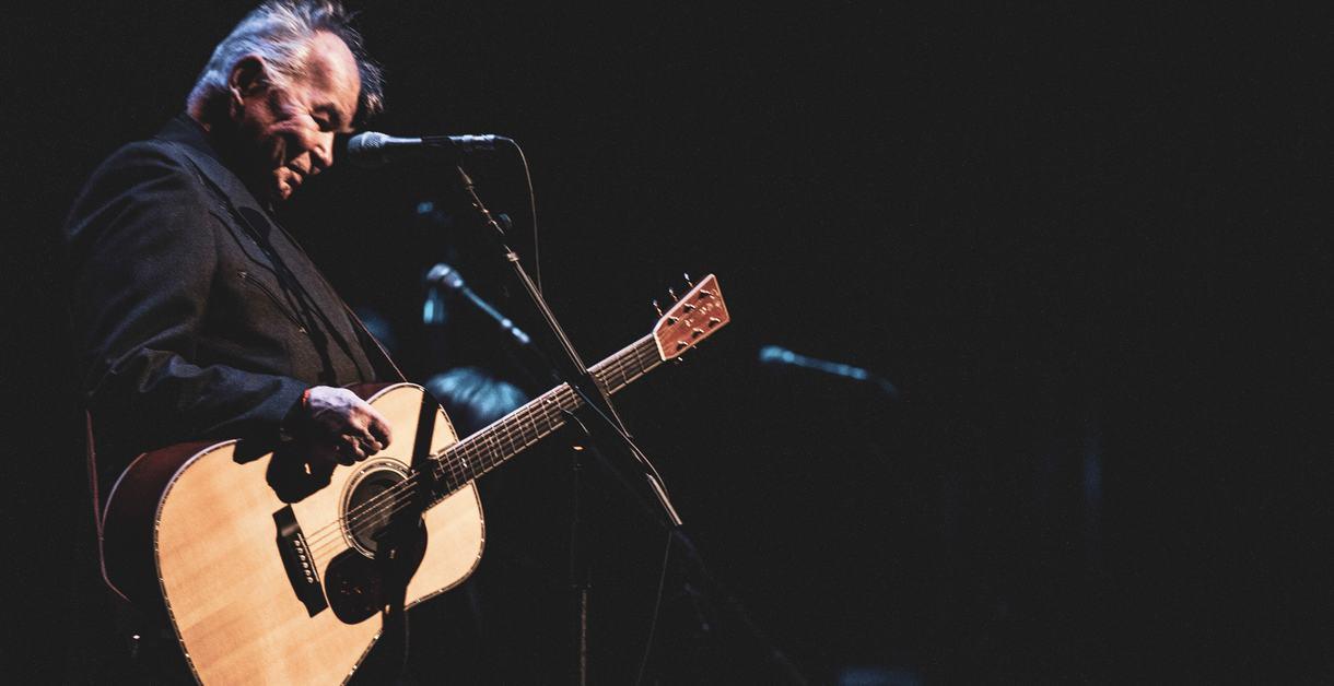 John Prine, American singer-songwriter