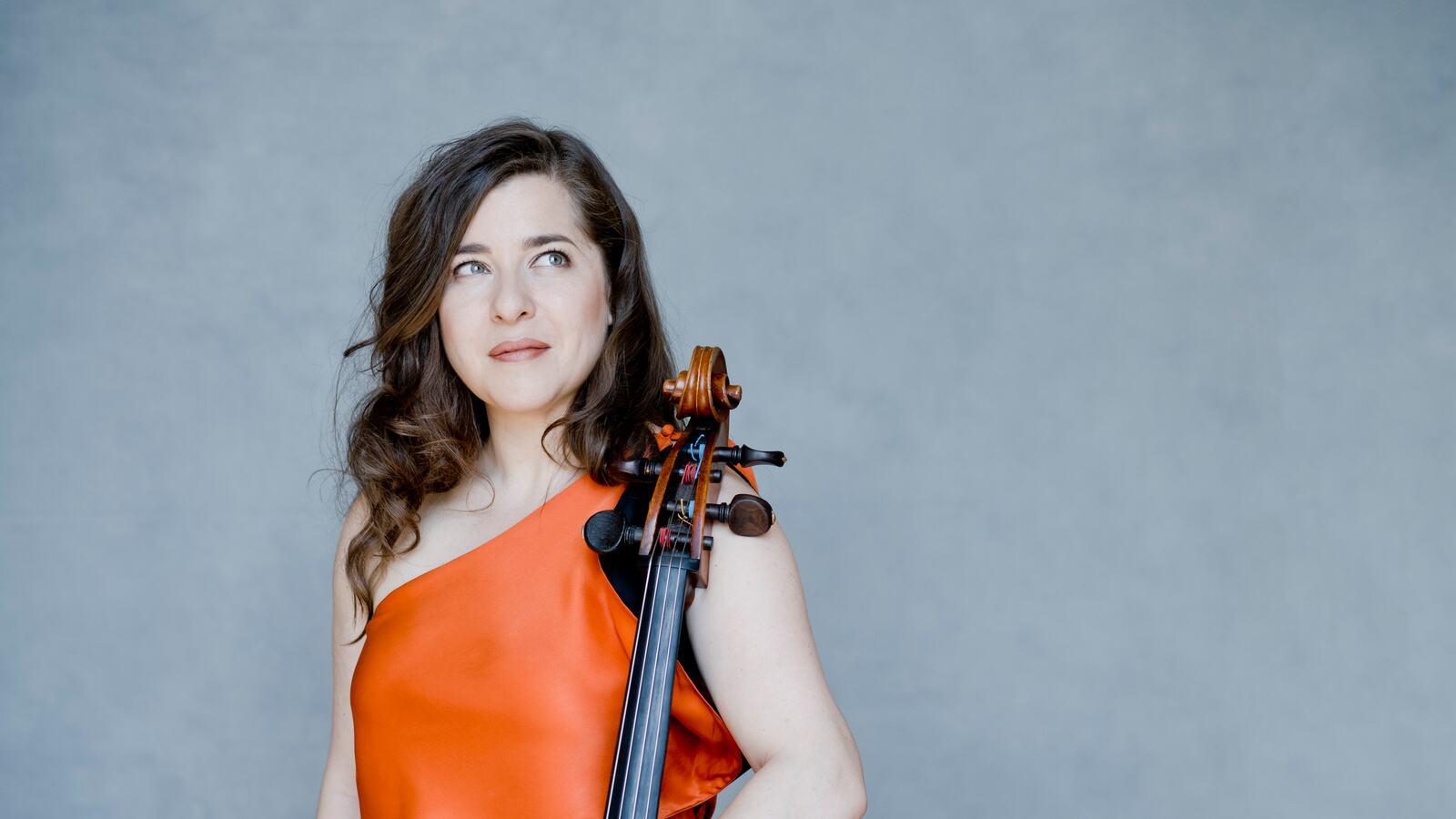 Alisa Weilerstein, cellist