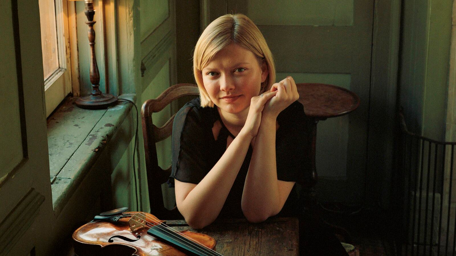 Violinist Alina Ibragimova