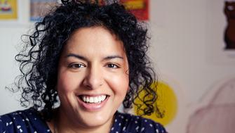 Nadia Shireen, author and illustrator