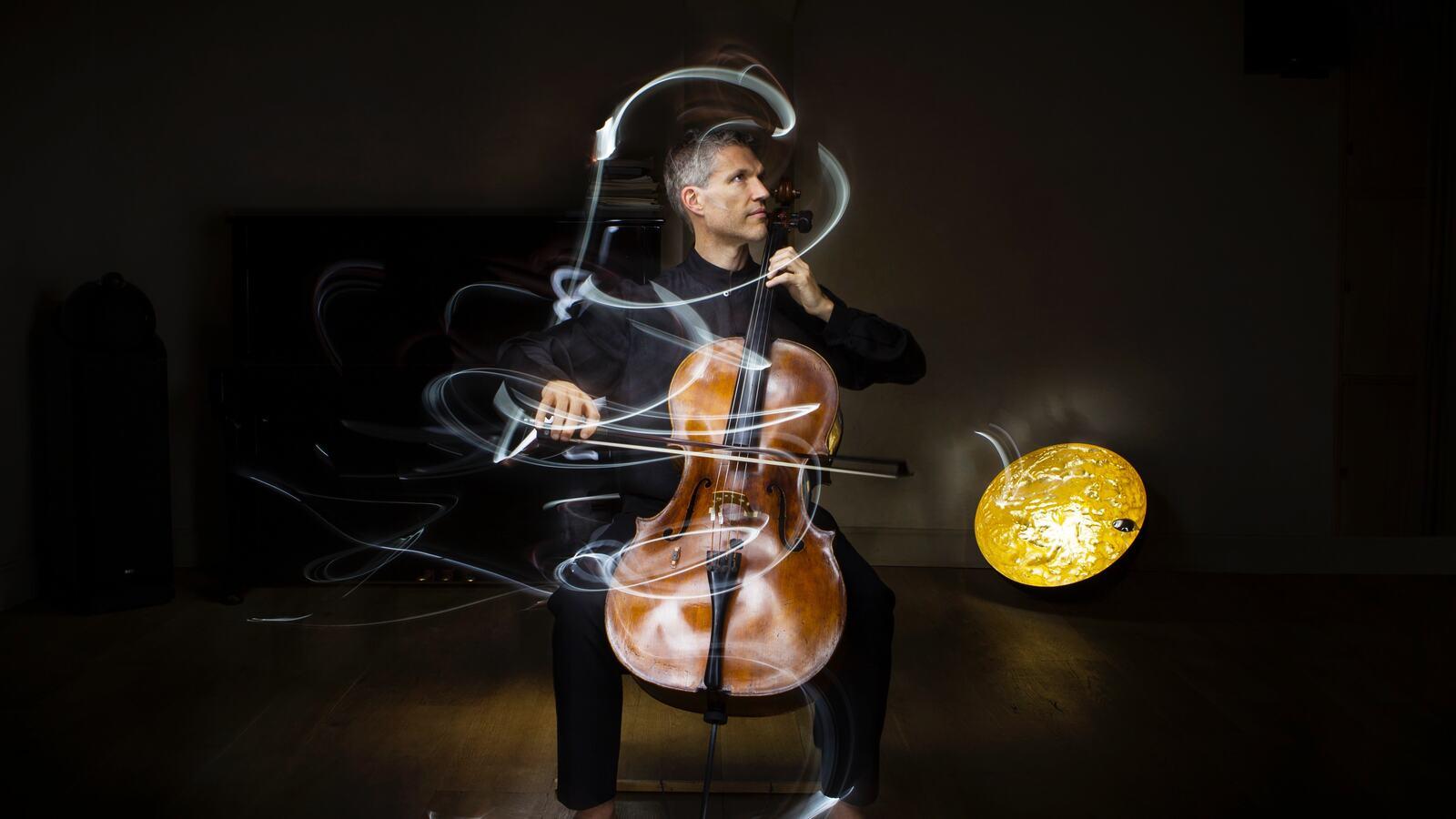 Matthew Barley, cellist