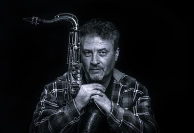 Tim Garland, saxophonist