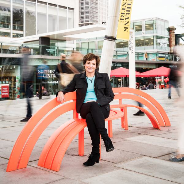 Elaine Bedell, Chief Executive of Southbank Centre