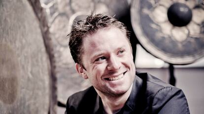 Colin Currie Artist Portrait
