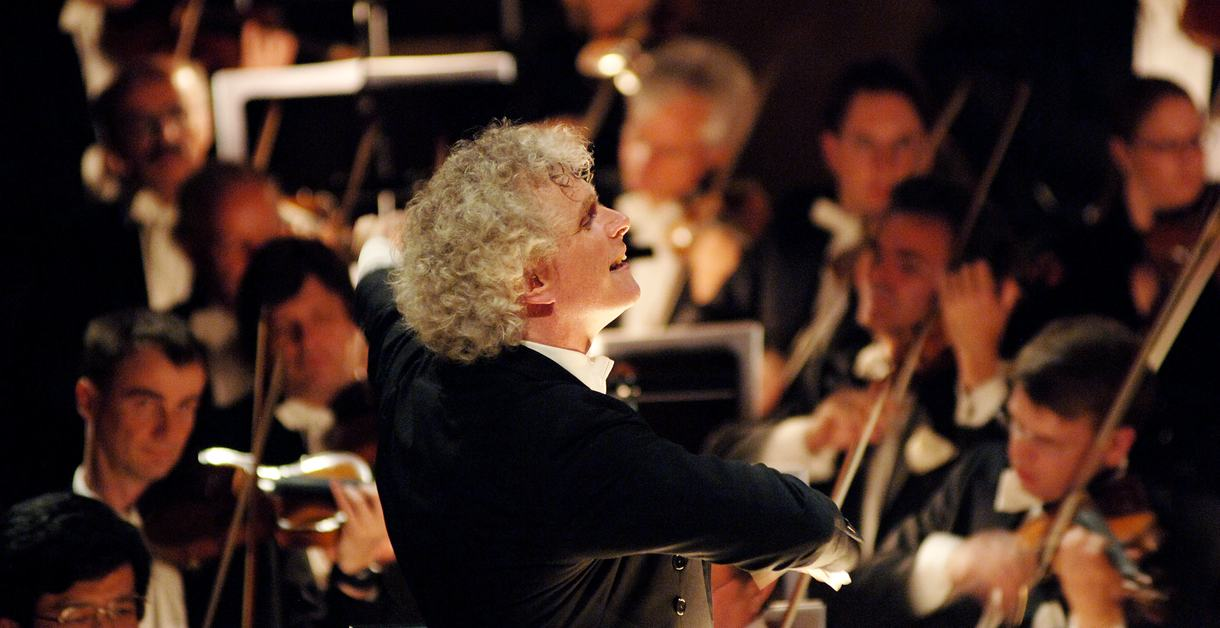 Das Rheingold/Richard Wagner/Berliner Philharmoniker/Sir Simon Rattle