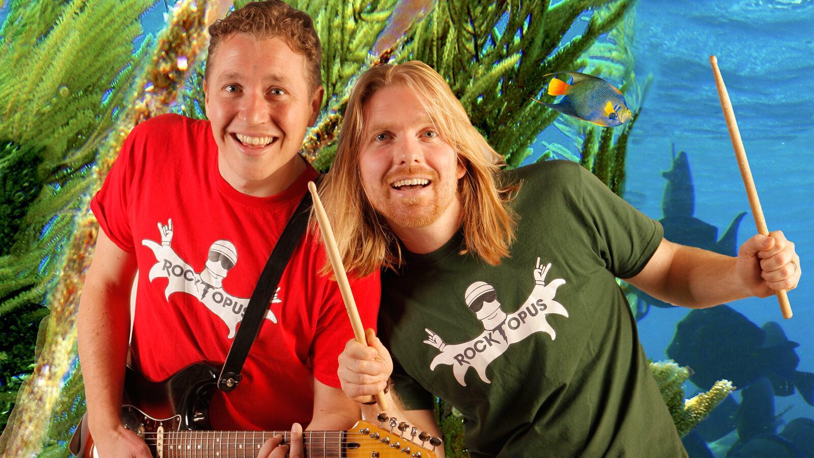 Rocktopus, kids' band