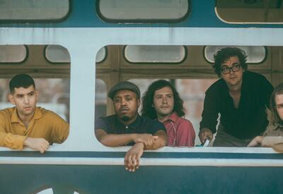 Durand Jones & The Indications, band