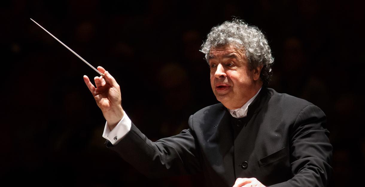 Roma, Auditorium Parco della Musica  17 01 2015.Stagione di Musica Sinfonica.Orchestra dell'Accademia Nazionale di Santa Cecilia.Semyon Bychkov direttore.©Musacchio & Ianniello.