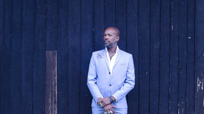 David Mcalmont. Photo: Richard Sandell