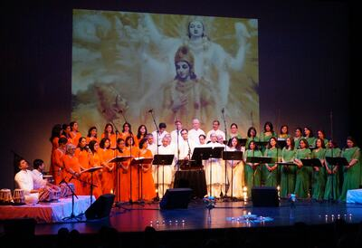 Swaranjali, choir