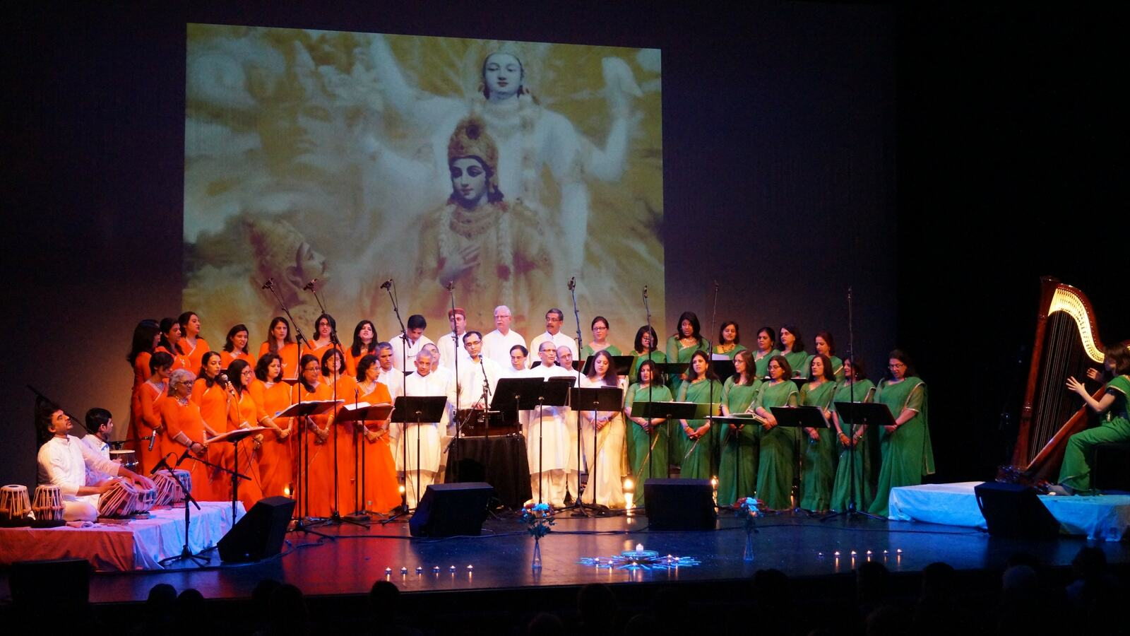 Swaranjali, choir