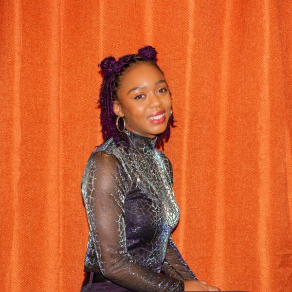 Romarna Campbell, drummer, composer & producer