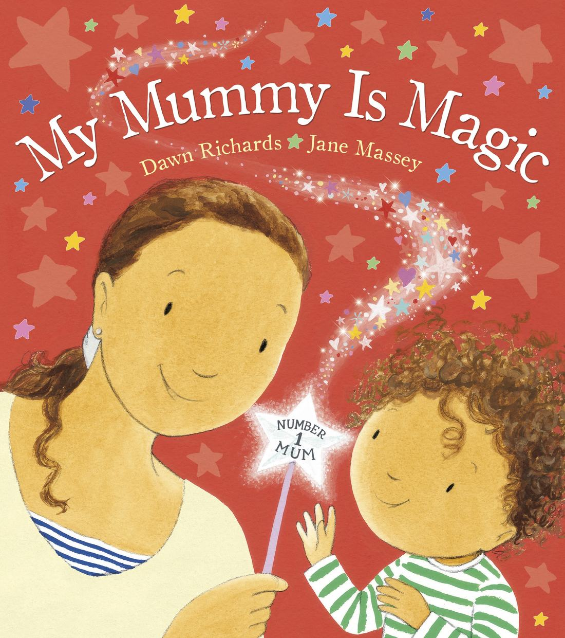 My Mummy Is Magic book cover