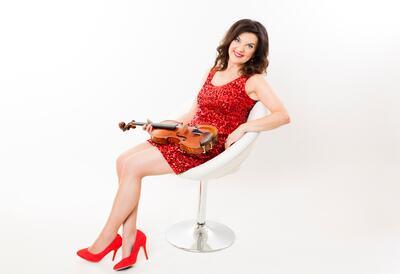 Tasmin Little, violinist