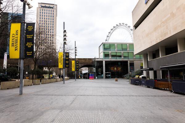Southbank Centre Square