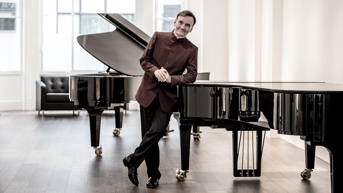Pianist, Stephen Hough