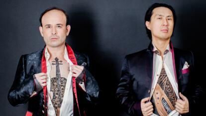 Igudesman & Joo, classical duo