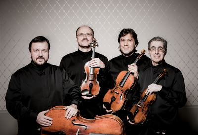 Borodin Quartet and LPO/Jurowski perform works by Czech composers of the 20th century