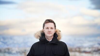 James McVinnie, organist
