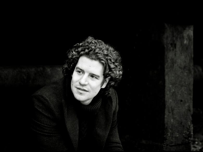 Conductor Robin Ticciati