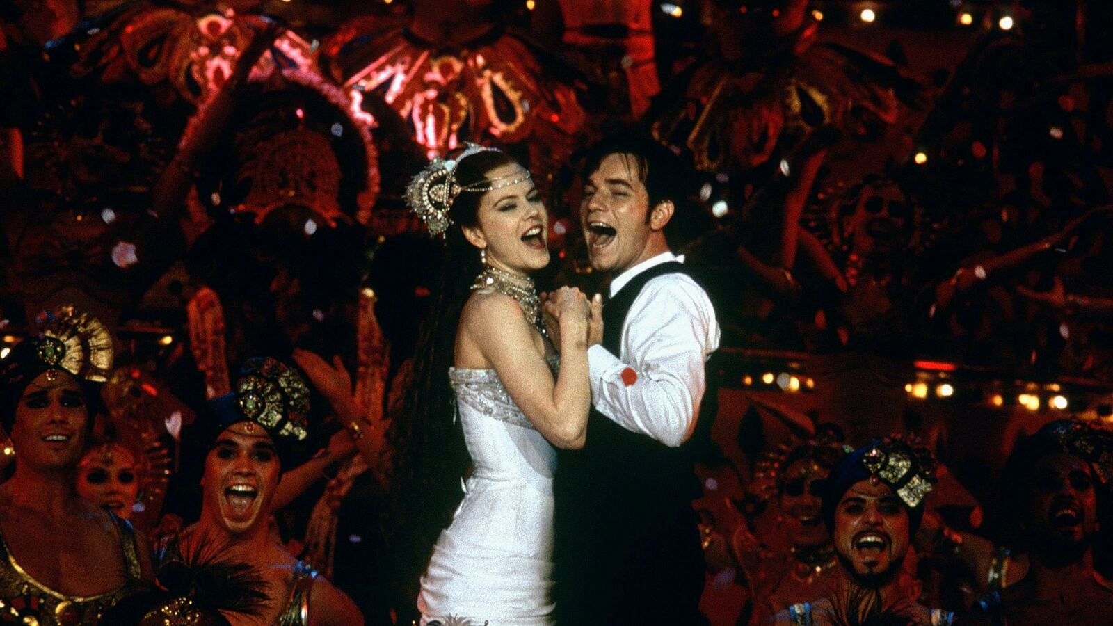 Film still from Moulin Rouge (2001)
