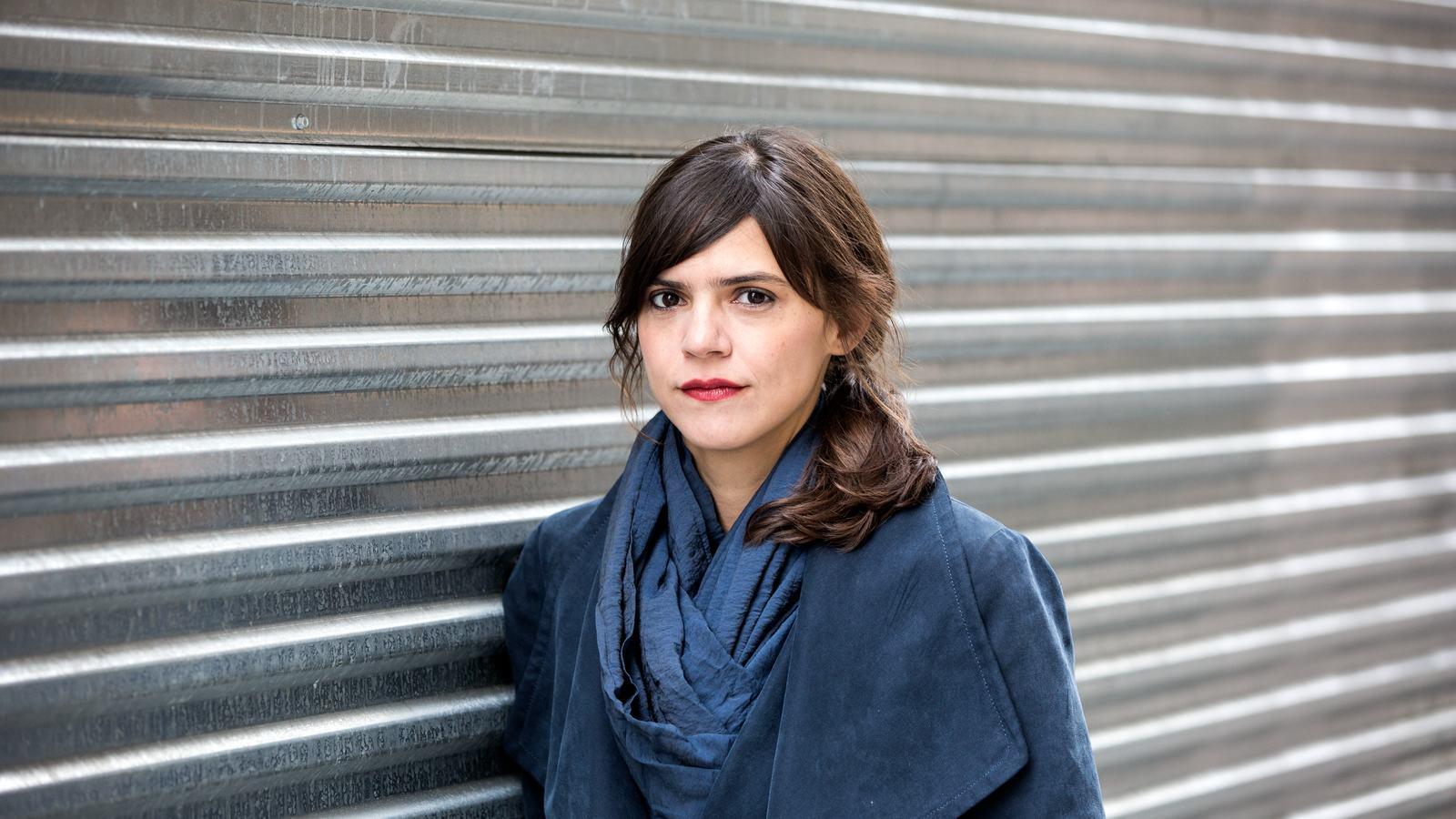 Valeria Luiselli, author