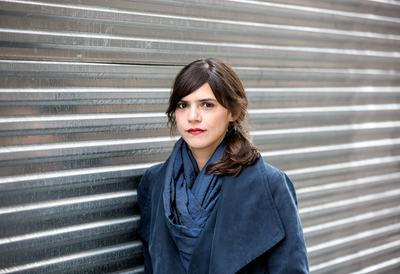 Valeria Luiselli, author