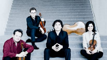 Belcea Quartet.Photo: Marco Borggreve