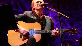 Ray Davies performing at Meltdown Festival