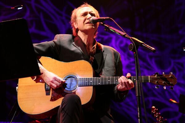 Ray Davies performing at Meltdown Festival